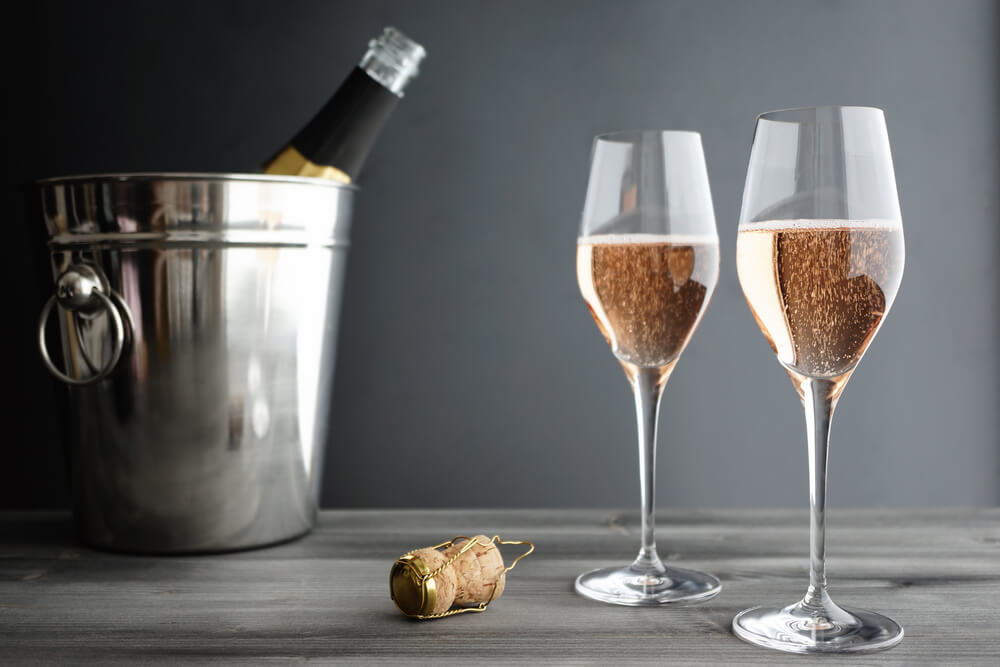 What Is the Difference Between Sparkling Wine, Prosecco, and Champagne?